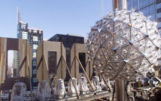 The Origins of Times Square's Iconic New Year's Eve Ball Drop